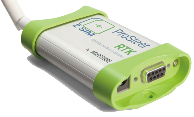 ProSteer RTK green